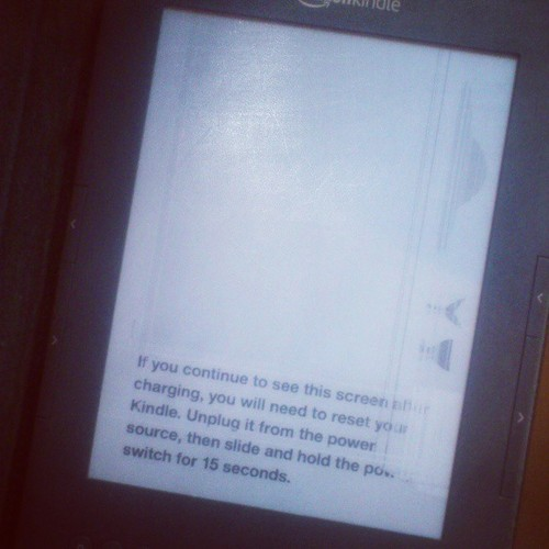 The Vertical Lines of Death: RIP to my Kindle – Marlee Jane Ward
